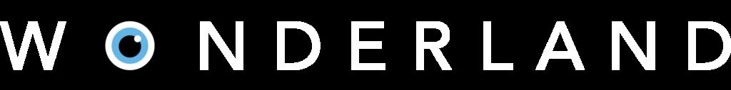Wonderland Logo - negativ - Footer