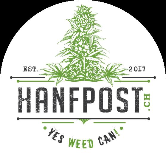 Hanfpost-Logo rund